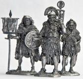 De Militairen van het tin Royalty-vrije Stock Foto's