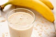 De milkshake van het havermeel Stock Fotografie