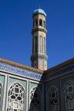 De minaret Stock Foto's