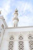 De minaret van de toren Stock Afbeelding