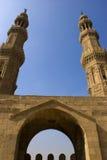 De minaretten van Zuweila Royalty-vrije Stock Afbeeldingen
