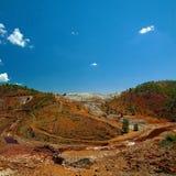 1:1 de mine de fer Photo libre de droits