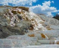 De minerale Hete Lentes Yosemite 2 Stock Foto's