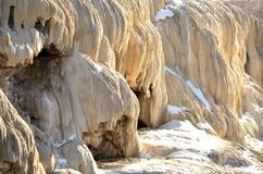 De Minerale Lentes van Thermopolis Royalty-vrije Stock Afbeeldingen