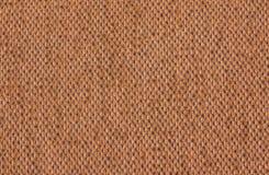 De mini Vierkante Textuur van de Stof Stock Foto