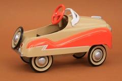 De miniatuur Auto van het Pedaal van de Replica Royalty-vrije Stock Foto