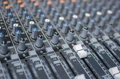 De mixer stock foto