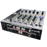 De Mixer achtermening van DJ Stock Fotografie