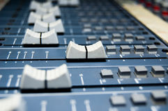 De Mixer van de studio Stock Fotografie