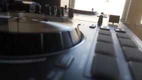 De mixer van DJ Stock Afbeeldingen