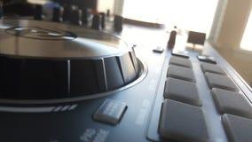 De mixer van DJ Royalty-vrije Stock Foto's