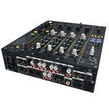 De Mixerhefbomen van DJ Stock Afbeelding