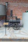 De mobiele kelder van het koelsysteembier Royalty-vrije Stock Foto