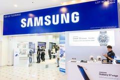 De mobiele winkel van Samsung Royalty-vrije Stock Afbeelding