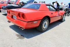 De moderne Amerikaanse Auto van de Spier Royalty-vrije Stock Afbeelding