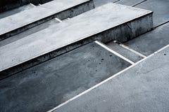 De moderne architecturale bouw stock foto's
