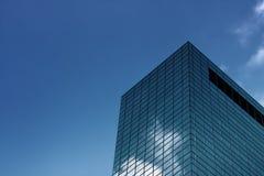 De moderne bouw Royalty-vrije Stock Afbeelding
