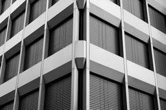 De moderne bouw Stock Afbeeldingen