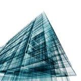 De moderne bouw royalty-vrije illustratie