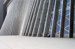 De moderne bouw Royalty-vrije Stock Fotografie