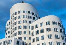 De moderne bouw - contemprary architectuur Stock Afbeelding