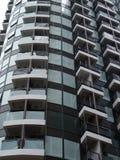 De moderne bouw in Hongkong royalty-vrije stock foto