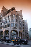De moderne bouw in Londen Royalty-vrije Stock Afbeeldingen