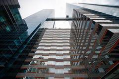 De moderne bouw in Panama Royalty-vrije Stock Afbeeldingen