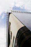 De moderne bouw v Stock Fotografie