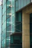 De moderne bouw van het Bureau stock afbeelding