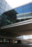 De moderne Bouw van het Glas - Buitenkant Stock Foto
