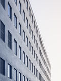 De moderne Bouw van het het Raamkozijnpatroon van Architectuurdetails Stock Afbeeldingen