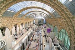 De moderne bouw van Parijs Stock Afbeelding