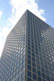 De moderne bureaubouw Royalty-vrije Stock Foto's