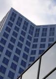 De moderne bureaubouw Royalty-vrije Stock Fotografie