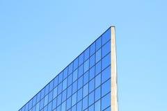 De moderne bureaubouw Stock Fotografie