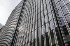 De moderne bureaubouw in Londen Royalty-vrije Stock Afbeelding