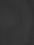 De moderne donkergrijze textuur van de synthetische stoffenstof Royalty-vrije Stock Fotografie