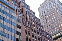 De Moderne Gebouwen van Chicago stock afbeelding