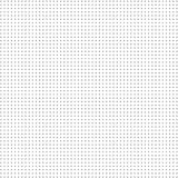 De moderne halve toon van zwarte punten van gelijk geplaatst op wit royalty-vrije illustratie