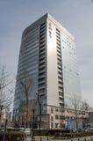 De moderne high-rise bouw Royalty-vrije Stock Foto's