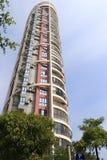 De moderne hoge bouw Stock Foto's