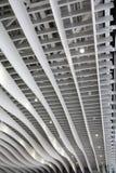 De moderne Luifel van het Plafond Royalty-vrije Stock Fotografie