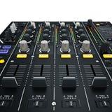 De moderne mixer van DJ Stock Afbeelding