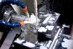 De moderne verwerkingsmachine Stock Foto