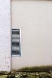 De moderne witte muur van de pleisterstraat Royalty-vrije Stock Foto