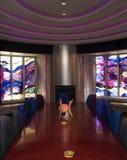 De moderne Zaal van de Conferentie Royalty-vrije Stock Foto