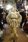 De modeshow van L'Officiel Royalty-vrije Stock Foto's