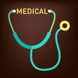 de modification de foie noir de graphisme de protection blanc médical simplement Images libres de droits