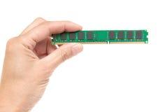 De module van het geheugen stock foto's